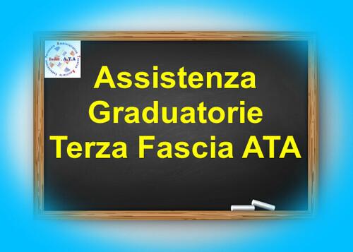 Assistenza Graduatorie Terza Fascia ATA
