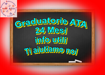 Graduatorie_ATA_24_mesi
